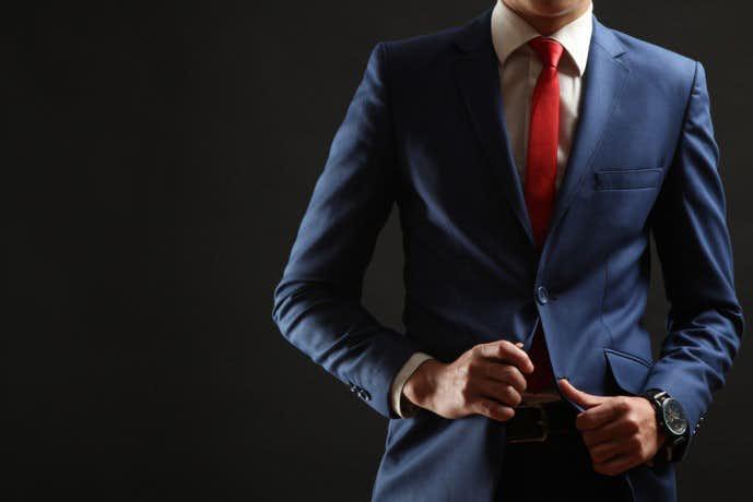 結婚式で着るべき男性の正しい服装