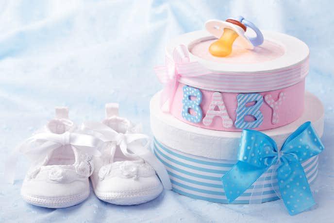 二人目の女の子の出産祝いはギフトセット