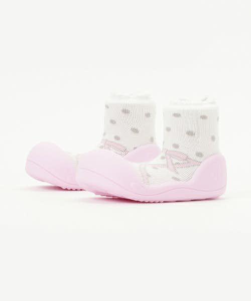出産祝いで喜ばれる靴ブランドはコムサイズム2