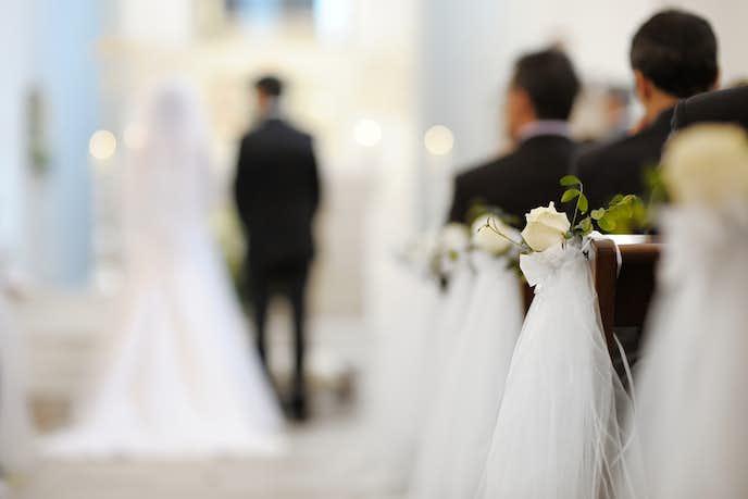 結婚式のNG服装