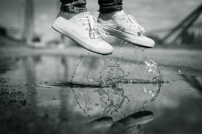 雨の日に最適な靴の条件