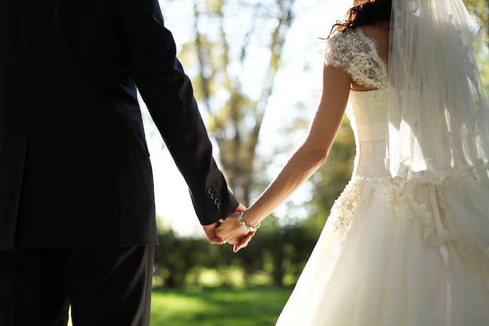 結婚式の正しい男性の服装とは