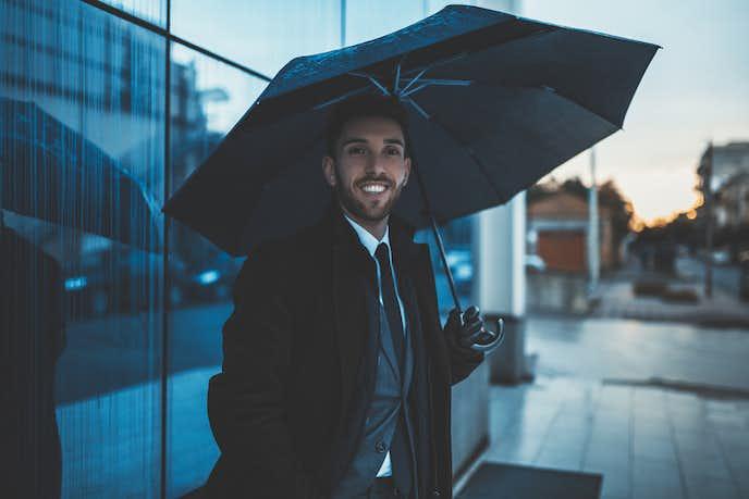 30代の男友達への誕生日プレゼントは傘