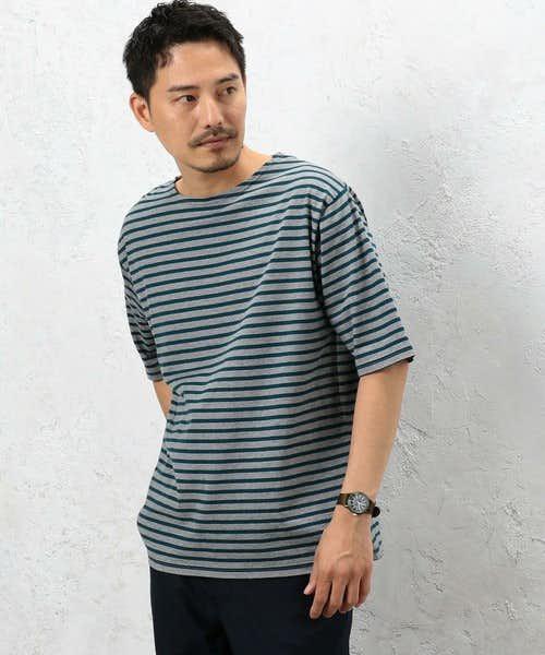 ユナイテッドアローズの人気ボートネックTシャツ
