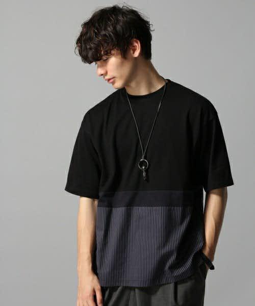 ハレの人気UネックTシャツ