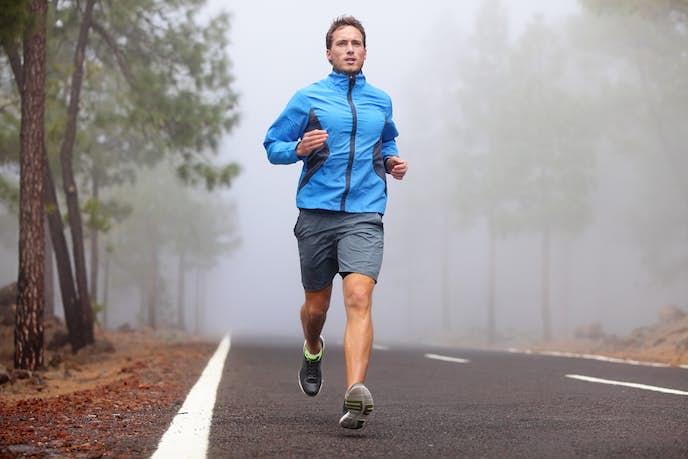 外で出来る有酸素運動『ジョギング』