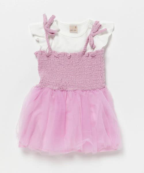 女の子の出産祝いはプチマインの洋服