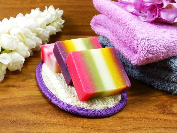 入浴剤のプレゼントはデザインで選ぶ