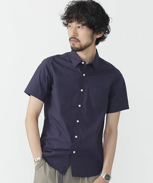 シンプルなシャツで夏をデザイン