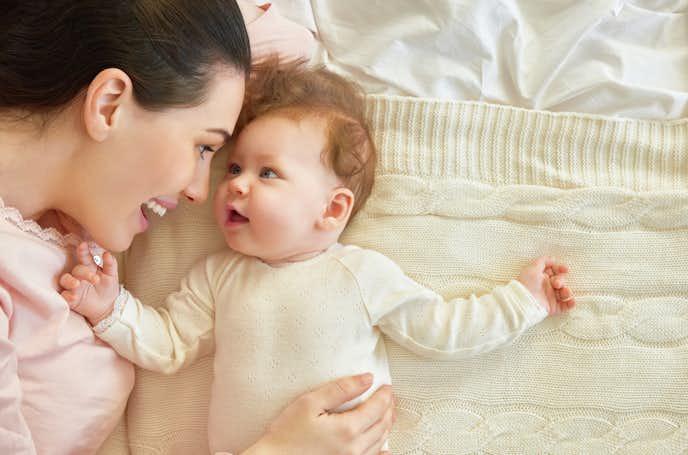 女の子の出産祝い