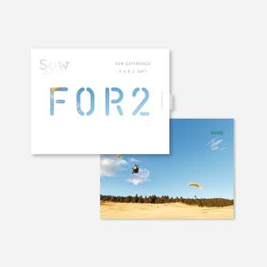 ギフトカードのプレゼントにFOR2ギフトのグリーン.jpg