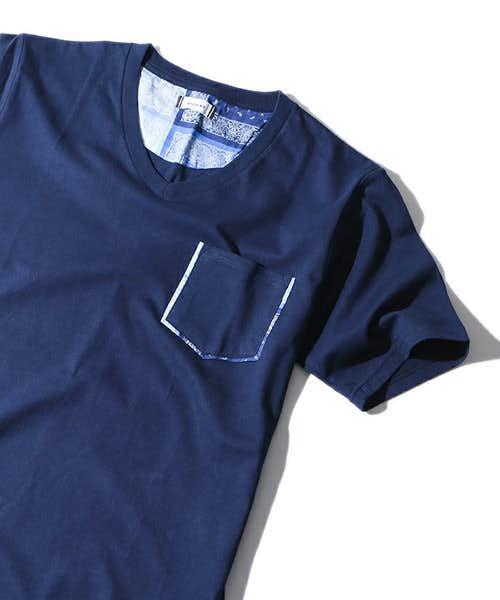 WEGOの人気VネックTシャツ