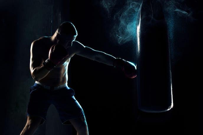 有酸素運動 シャドウボクシング