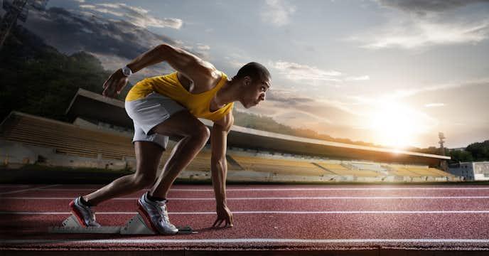 足の速さに影響している筋肉
