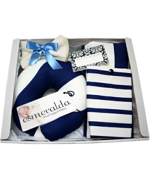 男の子の出産祝いの人気プレゼントはエスメラルダのギフトセット