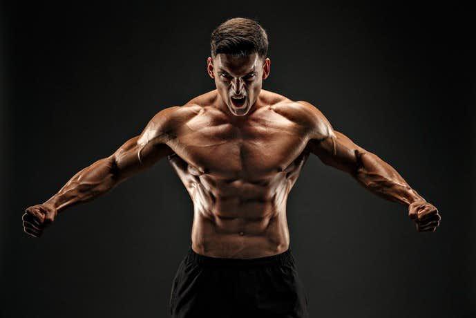 痩せるために鍛えるべき筋肉