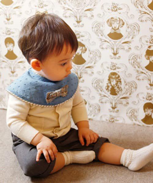 男の子の出産祝いの人気プレゼントはマールマールのスタイ