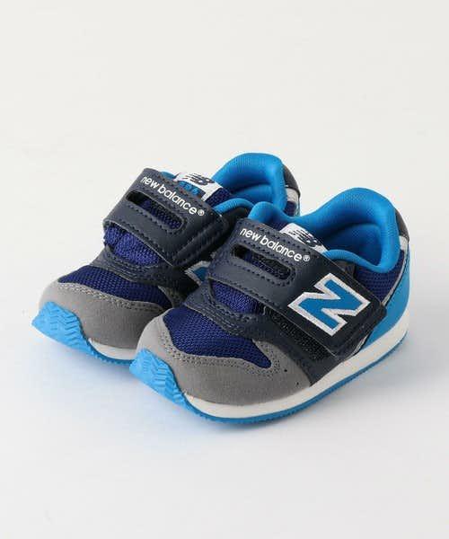 二人目の出産祝いはニューバランスのおそろいの靴