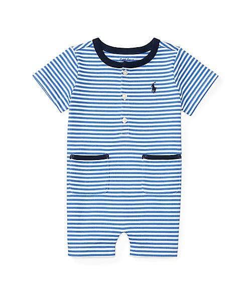 出産祝いの男の子向けベビー服はラルフローレン