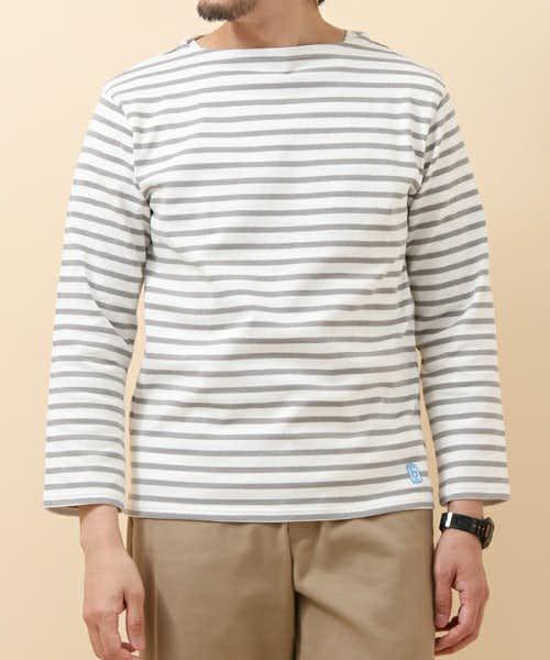 アーバンリサーチの人気ボートネックTシャツ
