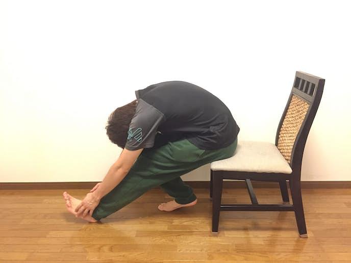 ハムストリングの効果的なストレッチ方法