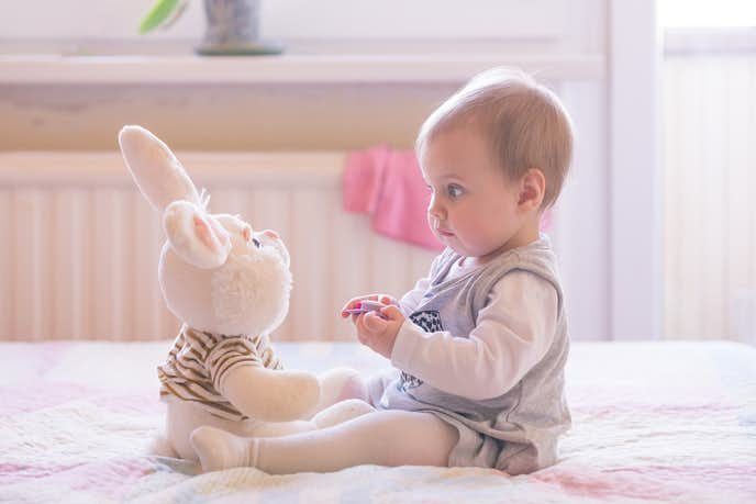 1歳の女の子に贈る誕生日プレゼントの予算