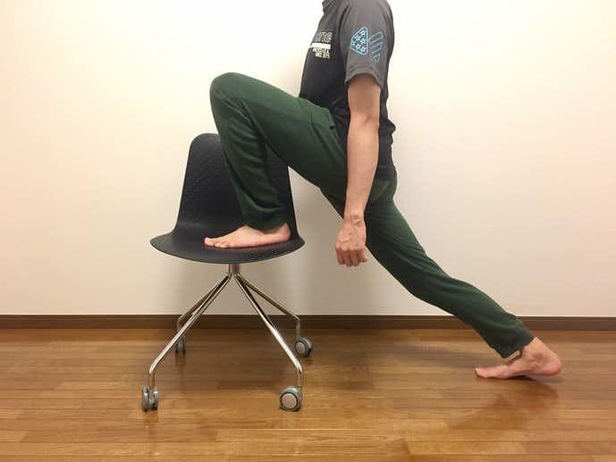 大腰筋の効果的なストレッチ方法