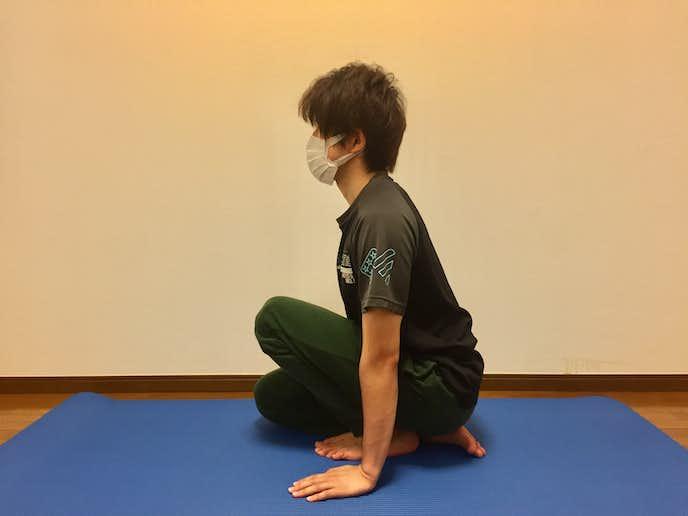 ふくらはぎ(下腿三頭筋)の効果的なストレッチ方法