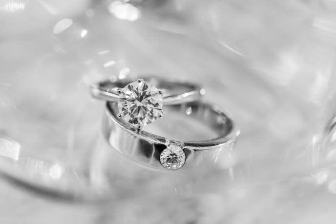妻へ贈る結婚10周年のプレゼントに指輪