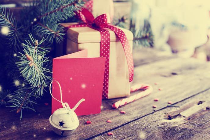 大学生の彼女が欲しいクリスマスプレゼントランキング