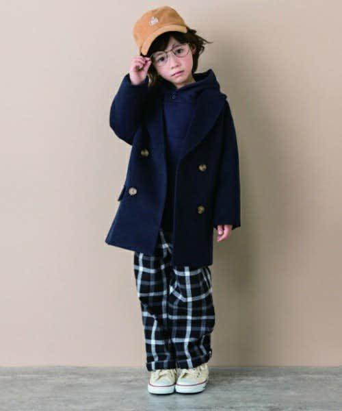 男の子の2歳の誕生日プレゼントはチェスターコートの服