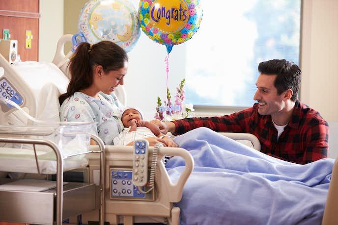 二人目の出産祝いは母子手帳ケース