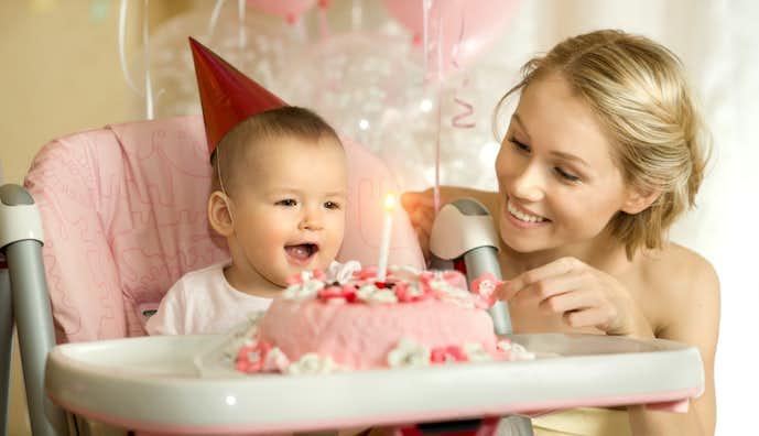 1歳の女の子に贈る誕生日プレゼント