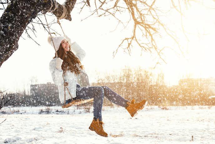 一途な冬デート