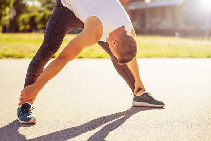 股関節を柔らかくできる柔軟体操