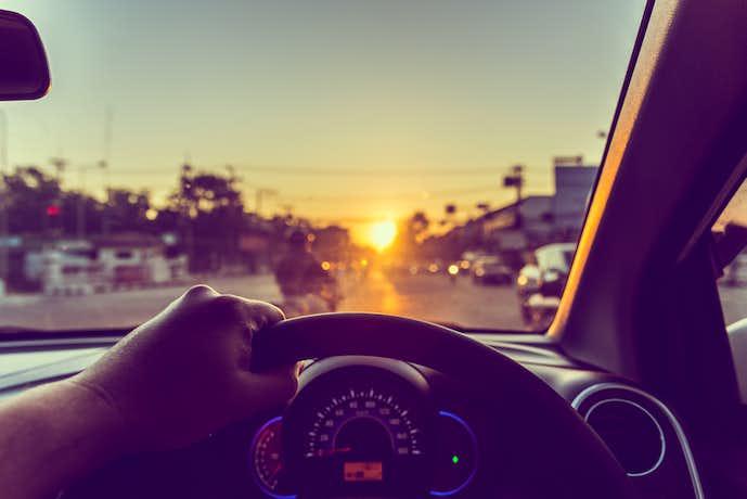 ドライブデートの帰り道は告白に最適