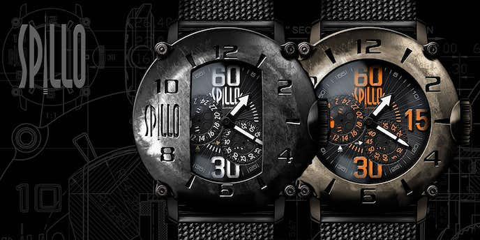 大人の男の腕時計