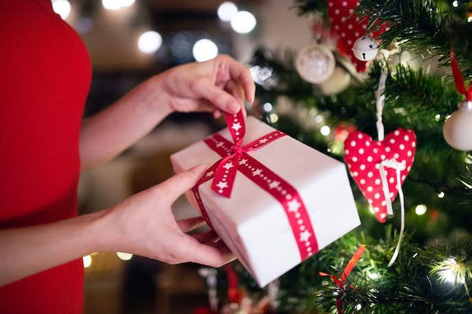 社会人の彼女へのクリスマスプレゼント