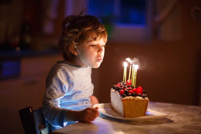 4歳の誕生日プレゼント