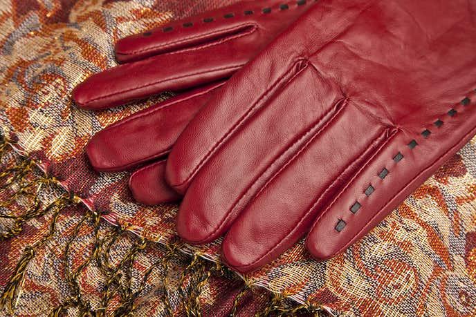 お母さんへのクリスマスプレゼントは手袋