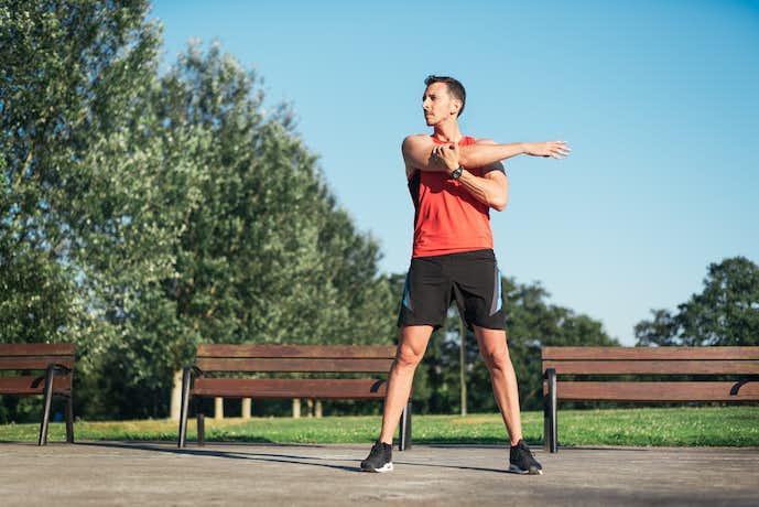股関節の動きに影響を与えている筋肉