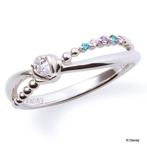 ディズニーのプレゼントにアリエルの指輪.jpg.jpg
