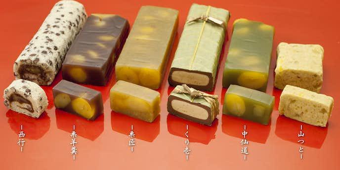 ホワイトデーのお返し和菓子に恵那川上屋のようかん