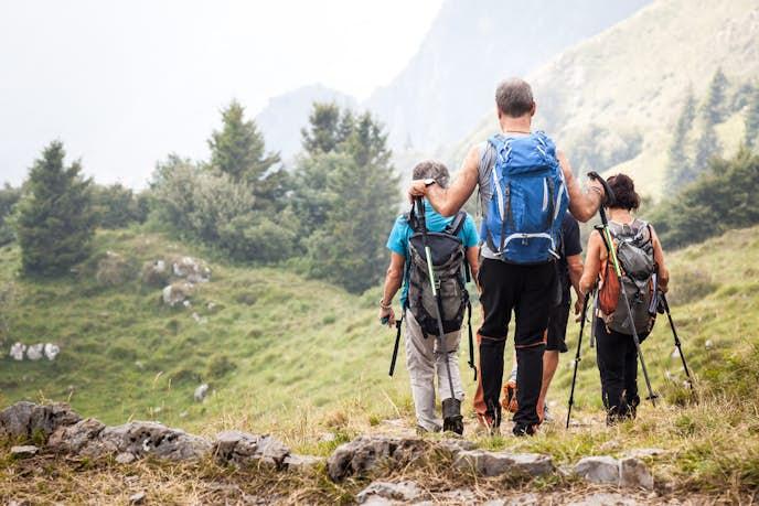 効果的な登山トレーニングを紹介