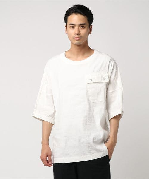 白Tシャツの人気おすすめブランド