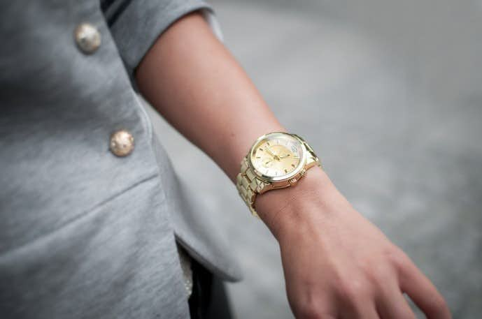 40代_50代の妻のクリスマスプレゼントに腕時計
