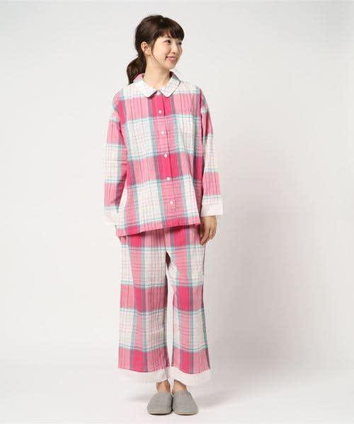 キッドブルーの夏用パジャマ