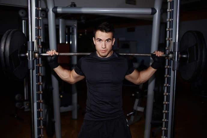グッドモーニングで体を鍛える