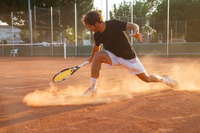 テニスのフットワークで鍛えるべき筋肉