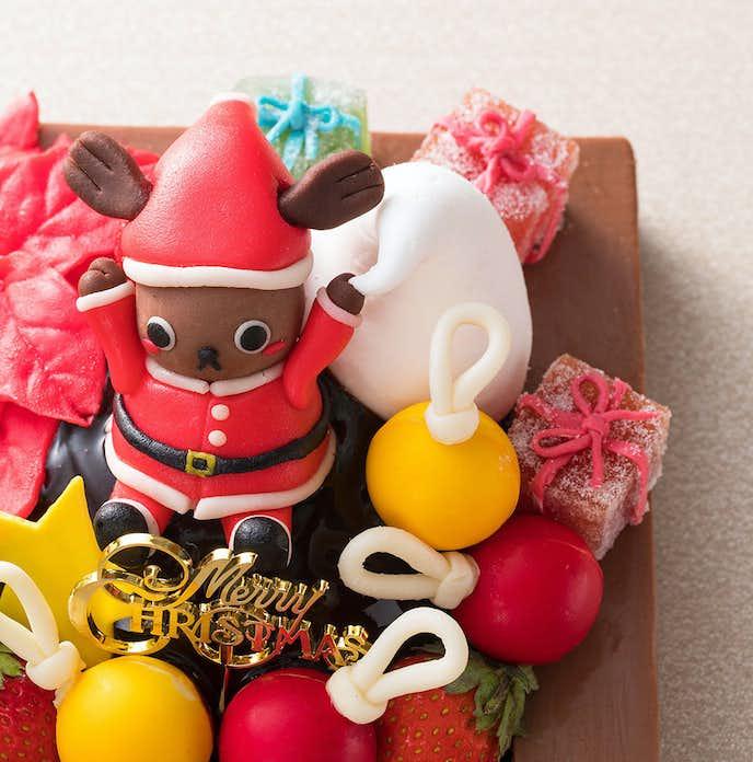 2018年の人気クリスマスケーキは横浜ベイホテル東急2